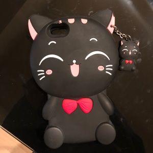 Accessories - Kawaii kitty iPhone 6/6s phone case 🐱